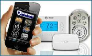 Locksmith Portland Z-Wave home security system